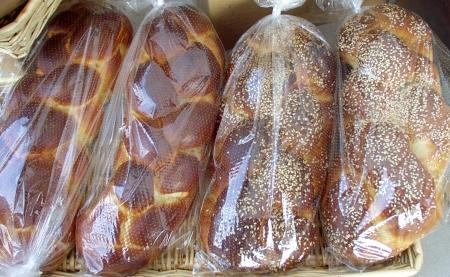 Challah from Tall Grass Bakery. Copyright Zachary D. Lyons.