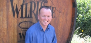 Paul, owner of Wilridge Winery - Madrona's very own and the City of Seattle's very first winery.